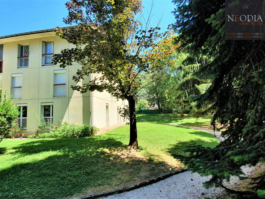Vente Appartement 83m² Échirolles (38130) - photo