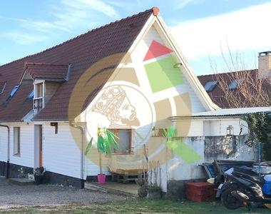 Vente Maison 4 pièces 80m² Montreuil (62170) - photo