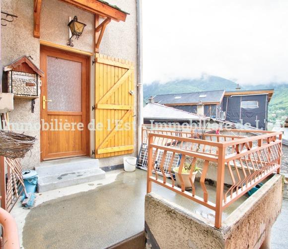 Vente Appartement 2 pièces 40m² Saint-Michel-de-Maurienne (73140) - photo