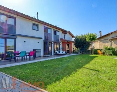 Vente Maison 8 pièces 230m² Massieux (01600) - photo