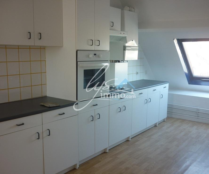 Location Appartement 3 pièces 36m² La Chapelle-d'Armentières (59930) - photo
