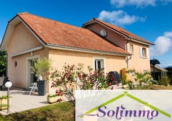 Vente Maison 5 pièces 107m² Saint-André-le-Gaz (38490) - Photo 1