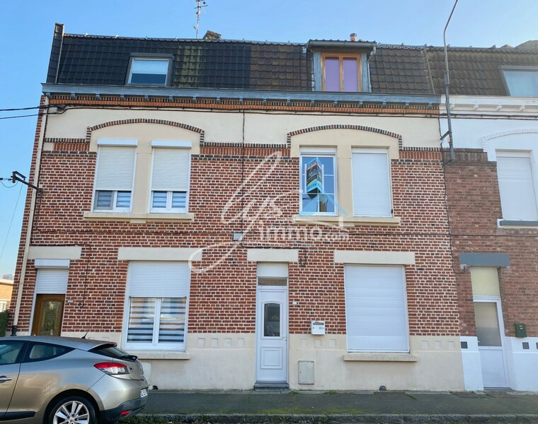 Vente Maison 4 pièces 100m² Houplines (59116) - photo