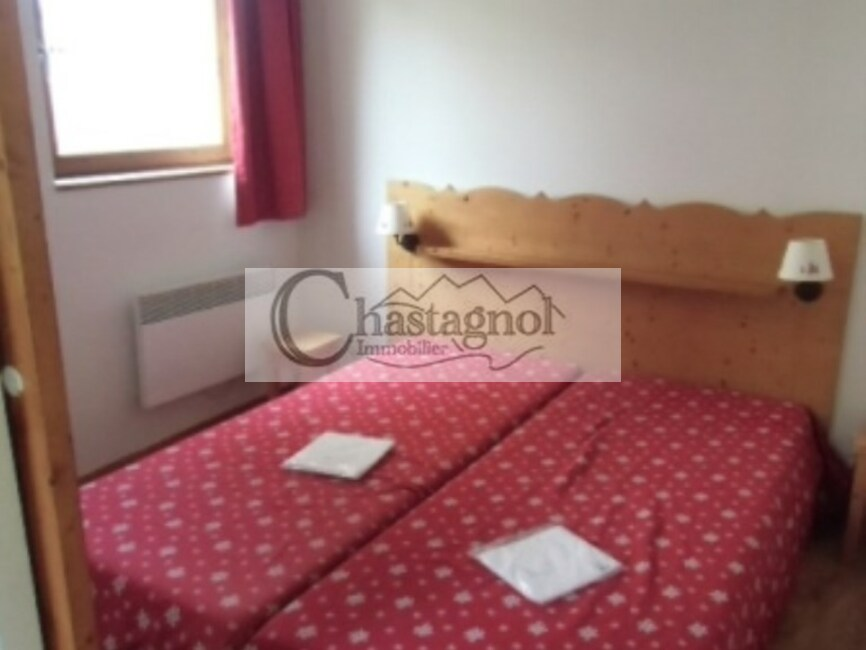 Vente Appartement 2 pièces 27m² CHAMROUSSE - photo