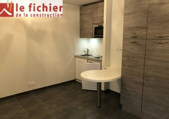 Location Appartement 1 pièce 23m² Meylan (38240) - Photo 1