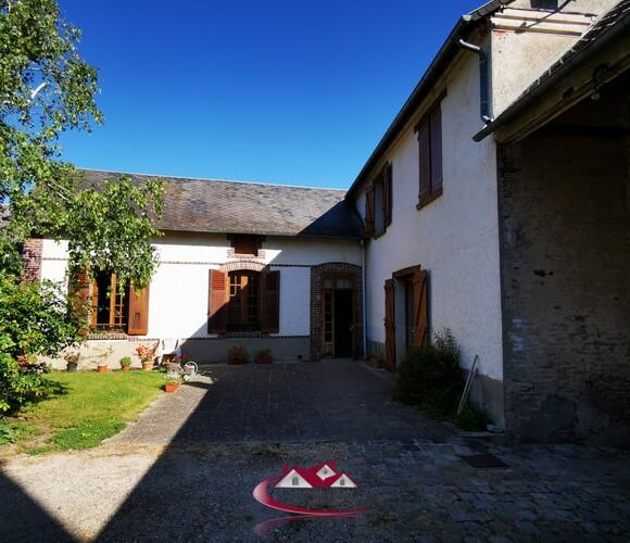 Vente Maison 5 pièces 140m² Boutigny-Prouais (28410) - photo