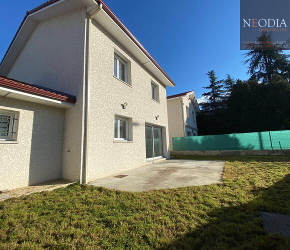 Vente Maison 4 pièces 85m² Saint-Martin-d'Hères (38400) - photo