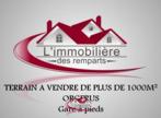 Vente Terrain 1 078m² La Queue-les-Yvelines (78940) - Photo 1
