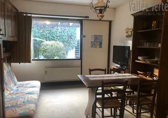 Vente Appartement 1 pièce 20m² Saint-Jeoire (74490) - photo