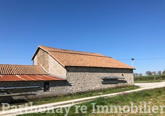 Vente Local industriel 310m² Saint-Aubin-le-Cloud (79450) - photo