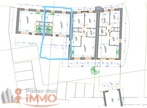 Vente Maison 3 pièces 69m² Saint-André-de-Corcy (01390) - Photo 4