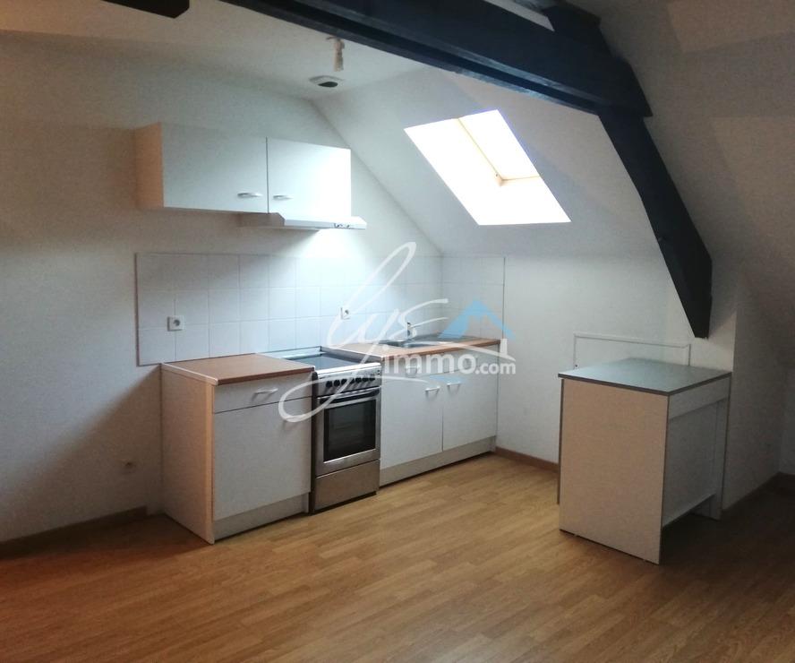 Location Appartement 2 pièces 65m² Merville (59660) - photo