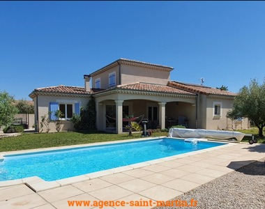 Vente Maison 6 pièces 155m² Montélimar (26200) - photo