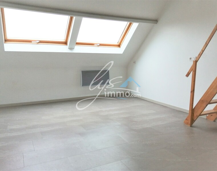 Location Appartement 23m² Armentières (59280) - photo