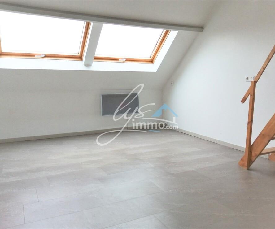 Location Appartement 23m² Armentières (59280) - photo