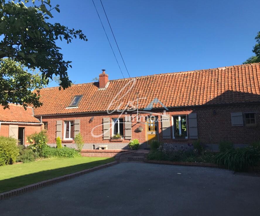 Vente Maison 6 pièces 165m² Linghem (62120) - photo