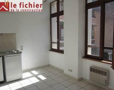 Location Appartement 1 pièce 19m² Grenoble (38000) - photo