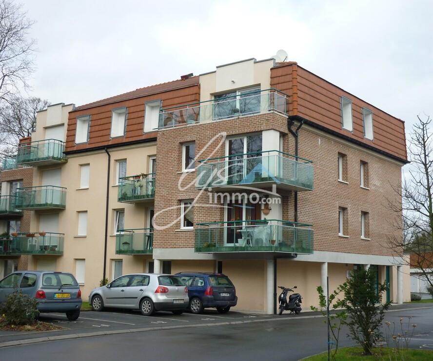 Location Appartement 2 pièces 40m² La Gorgue (59253) - photo