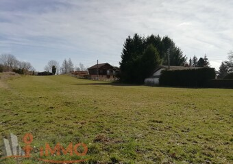 Vente Terrain 3 688m² Estivareilles (42380) - Photo 1