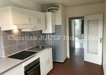 Location Appartement 4 pièces 86m² Saint-Martin-d'Hères (38400) - photo
