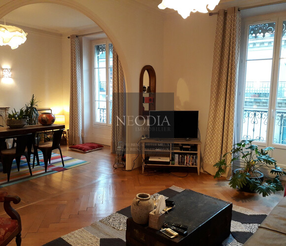 Location Appartement 4 pièces 115m² Grenoble (38000) - photo