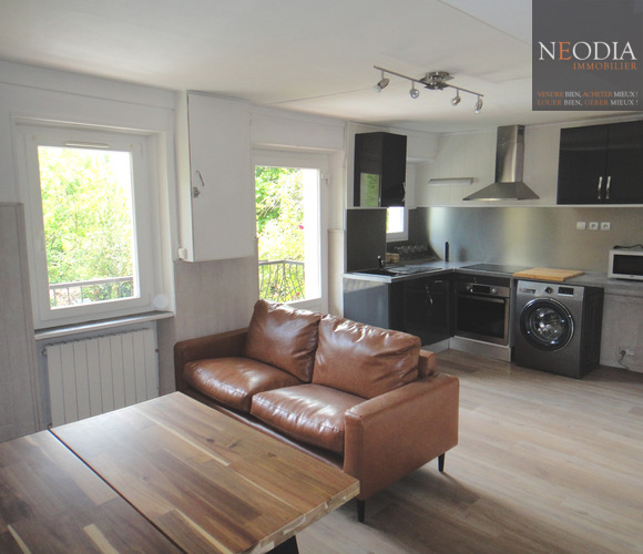 Location Appartement 3 pièces 45m² Jarrie (38560) - photo