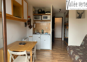 Vente Appartement 1 pièce 16m² HIRMENTAZ - Photo 1