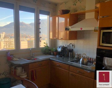 Sale Apartment 4 rooms 74m² Saint-Martin-d'Hères (38400) - photo