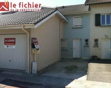 Location Maison 5 pièces 101m² Pontcharra (38530) - photo