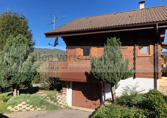Vente Maison 3 pièces 60m² Habère-Poche (74420) - photo