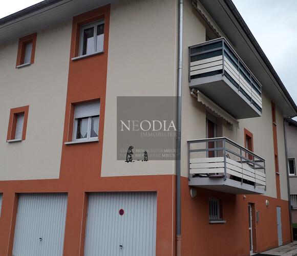 Location Appartement 3 pièces 55m² La Rochette (73110) - photo