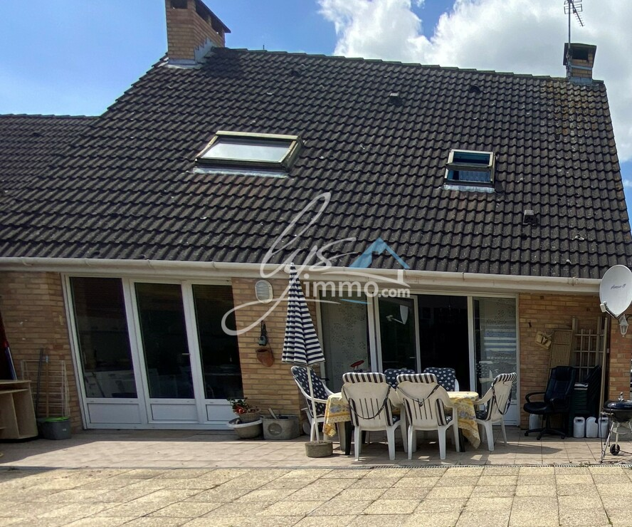 Vente Maison 95m² Bailleul (59270) - photo
