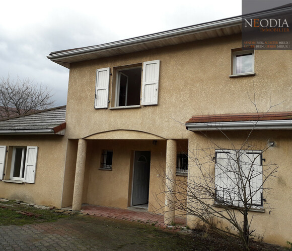 Location Maison 6 pièces 140m² Pontcharra (38530) - photo