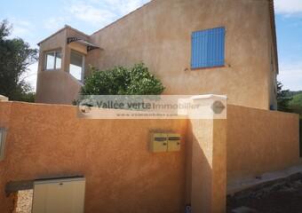 Vente Maison 4 pièces 80m² Puget-Ville (83390) - photo
