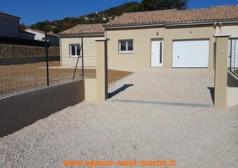 Location Maison 4 pièces 94m² Savasse (26740) - photo