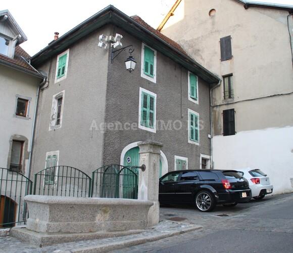 Vente Maison 200m² La Roche-sur-Foron (74800) - photo