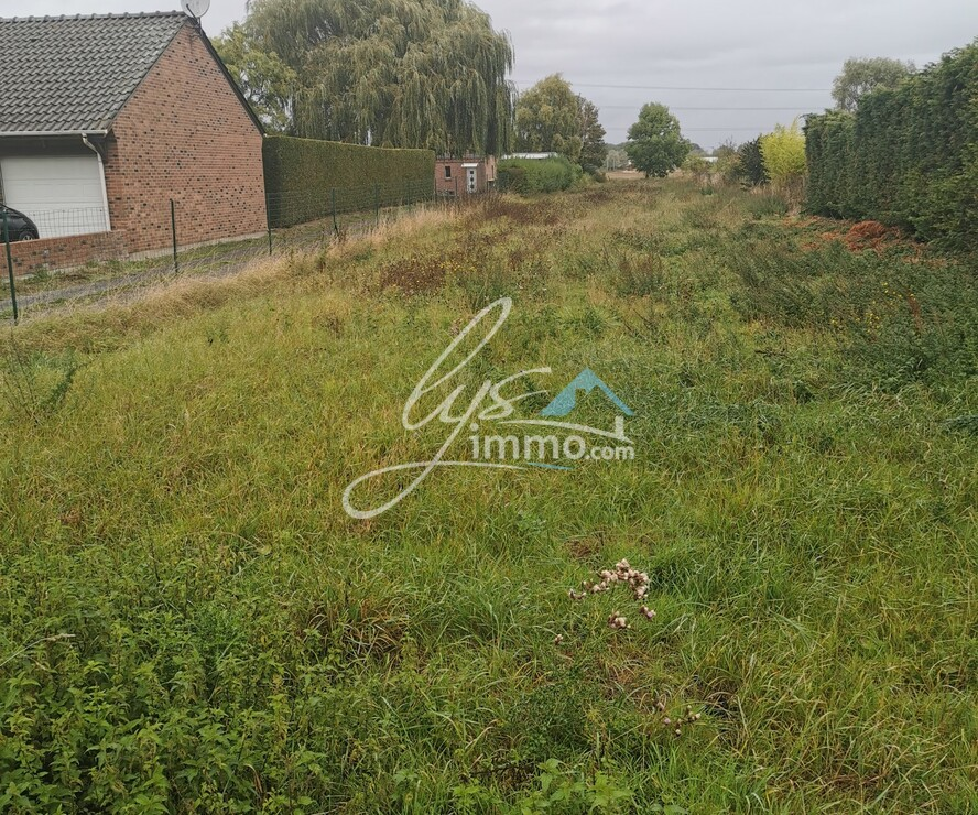 Vente Terrain Douvrin (62138) - photo