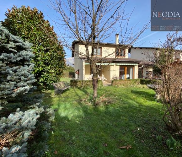 Vente Maison 5 pièces 99m² Le Versoud (38420) - photo