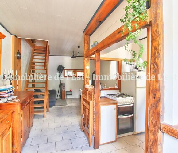 Vente Maison 4 pièces 58m² Notre-Dame-du-Cruet (73130) - photo