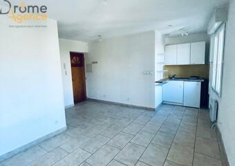 Location Appartement 1 pièce 26m² Saint-Marcel-lès-Valence (26320) - Photo 1