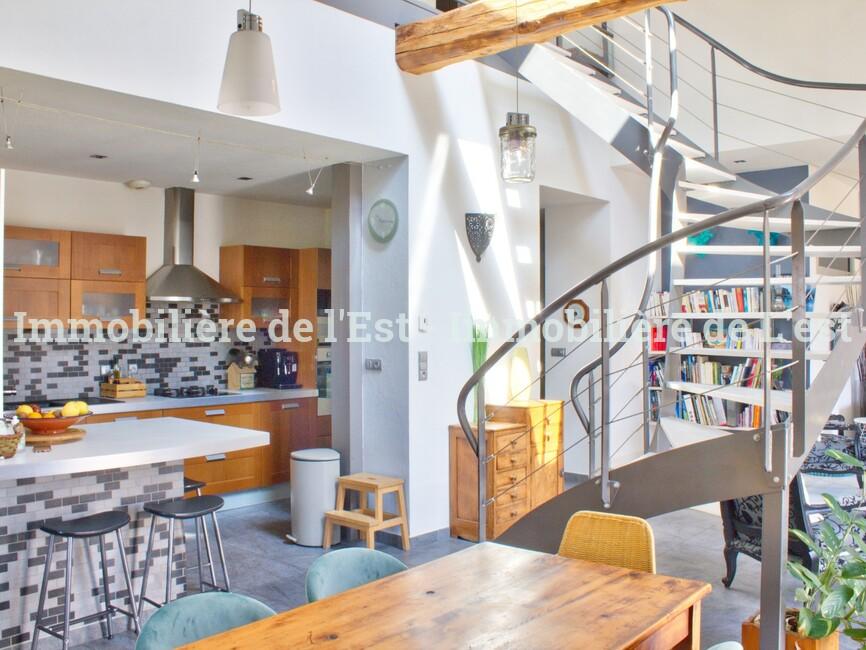 Vente Appartement 6 pièces 196m² Saint-Jean-de-Maurienne (73300) - photo