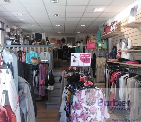 Vente Local commercial 54m² PAYS D'AURAY / LORIENT - photo