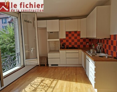 Vente Appartement 3 pièces 75m² Grenoble (38000) - photo