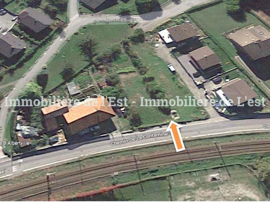 Vente Terrain 1 704m² Albertville (73200) - photo