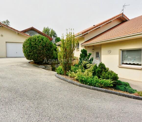 Vente Maison 6 pièces 200m² Etaux (74800) - photo
