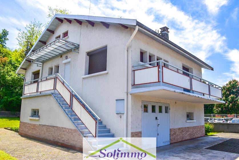 Vente Maison 5 pièces 105m² La Tour-du-Pin (38110) - photo