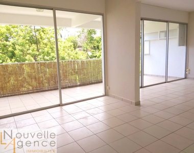Location Appartement 3 pièces 90m² Saint-Denis (97400) - photo