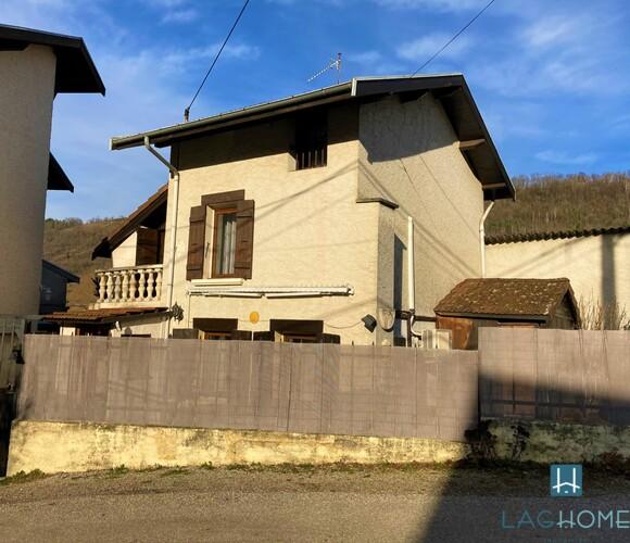 Vente Maison 4 pièces 60m² Vaulnaveys-le-Haut (38410) - photo