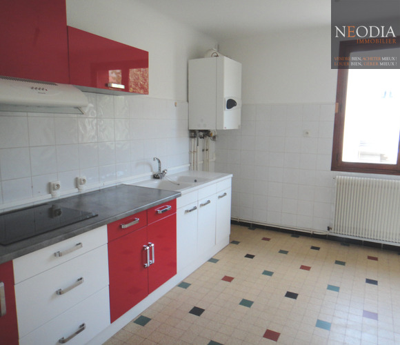 Location Appartement 2 pièces 54m² Saint-Ismier (38330) - photo