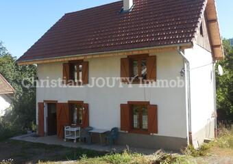 Vente Maison 4 pièces 82m² La Combe-de-Lancey (38190) - Photo 1